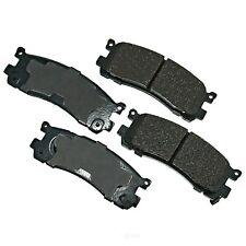 Disc Brake Pad Set-Disc Rear Akebono ACT553