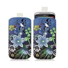 Housse coque étui pochette pour HTC ChaCha avec motif HF09