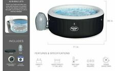 *NEW* Bestway SaluSpa Hot Tub Inflatable Portable 4-Person 71 x 26 UNOPENED BOX