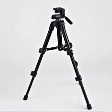 Outdoor portable aluminum tripod stand flexible for camera camcorder B.