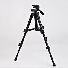 Outdoor portable aluminum tripod stand flexible for camera camcor I2