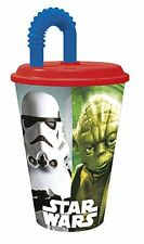 Star Wars Drinking Cup Tumbler with Straw -  Long Lasting - Quality Design