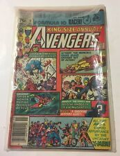 The Avengers Annual Comic #10 - X-MEN CAMEO - FIRST ROGUE - Good Condition