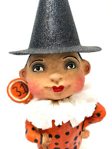 Bethany Lowe Debra Schoch Witchy Retired Hop Hop Jingle Boo Halloween