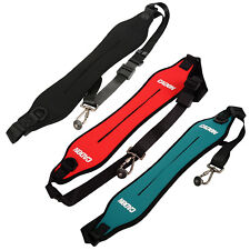Universal Neoprene Camera Strap Carry Carrying Hand Wrist