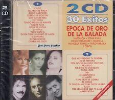 Napoleon Sonia Rivas Diego Verdaguer Epoca De Oro De La Balada 30Exitos 2CD New