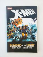 X-Men Blinded by the Light Carey Cuevas Townsend Comic Book 2007 TPB Marvel