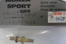 OPS SRL  SPRUZZATORE CARBURATORE MONZA SPORT  ART OP7125