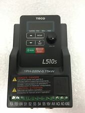 TECO L5 ½HP 240V 3 PHASE INVERTER CONVERTER for MYFORD BOXFORD LATHE MILL DRILL