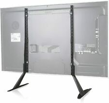 Adjustable Tabletop Tv Stand Vesa Mount for 22 to 65 inch Lcd Flat Screens