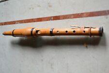 Rare et Exceptionnelle flûte XVIII BAROQUE   Martin