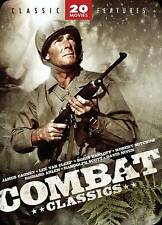 Combat: 20 Movie Set (DVD, 2012, 4-Disc Set)