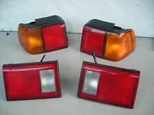 JDM HONDA CIVIC SHUTTLE EF5 COMPLETE  TAIL LIGHTS OEM