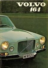 Volvo 164 1970-71 UK Market Sales Brochure