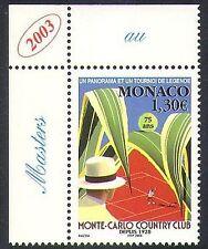 Monaco 2003 Tennis/Sports/Games/Plants/Animation 1v (n38422)