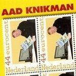 Persoonlijk Postzegelboekje Aad Knikman PF