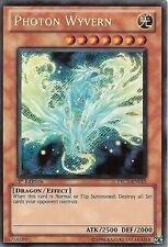 YU-GI-OH: PHOTON WYVERN - SECRET RARE - PRC1-EN015 - 1st EDITION