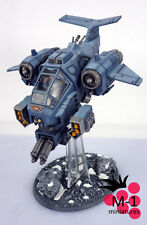 Warhammer 40k Space Wolves Stormtalon Gunship M-1 pro-painted