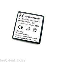 Mugen Power 1600mah Extended Battery Samsung Captivate I897