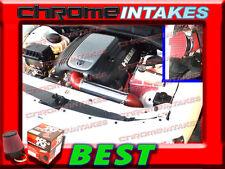 K&N+RED 05 06 07 08-15 CHARGER/MAGNUM/CHALLENGER/300 5.7/6.1 V8 COLD AIR INTAKE