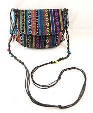 Cross Body Bag/ Purse - Bohemian & Ethnic Print Cross Body Bag *US SELLER*