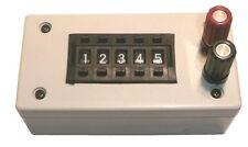 Capacitance Decade Box (100pf through 9.9999uF)