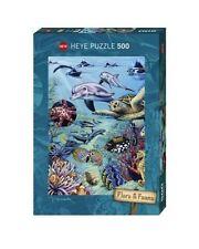 HY29623 500 PIÈCES - Tropical Eaux, Flore & Faune HEYE PUZZLE