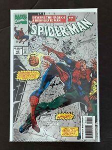 SPIDER-MAN #46U  MARVEL  COMICS 1994 VF  VARIANT COVER