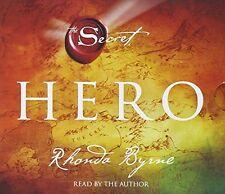 Hero (The Secret) New Audio CD Book Rhonda Byrne