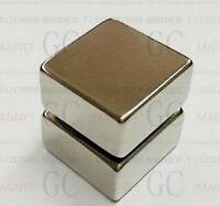 1X Super Strong Block Cuboid Magnets 20 x 20 x 10 mm Rare Earth Neodymium N50L