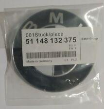 Sombrero Arranque Insignia Emblema BMW 74 mm Negro E46 E60 E61 E81 E90 E91 E92 X5 M3