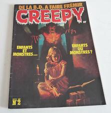 Mag BD Horreur  CREEPY série 2   N° 2  sep21