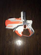 Lazer Tag Gun Nerf Hasbro Blaster iphone ipod dock orange White Clean Works S1/3