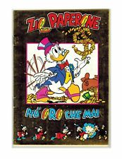 Uncle Gander More' Gold That Never Album Set Stickers Disney 1990