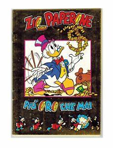 Oncle Picsou Plus' Or Que Jamais Album Complet Stickers Disney 1990