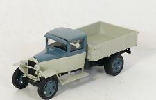 Nash Avtoprom 1:43 Russian truck GAZ-MM 1946 gray/blue