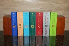 Outlander Book Series Volumes 1-7 by Diana Gabaldon - Paperback