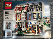 LEGO Creator Pet Shop (10218) - New In Sealed Box