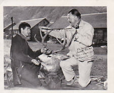 Ernest Hemingway Papa and Moosie Duplicate Vintage circa 1950