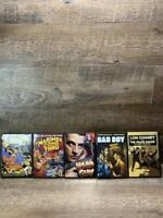 Lot of 5 Alpha Video 30s, 40s and 50s Remastered DVDS