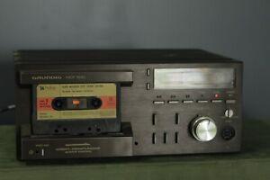 Grundig Hi-Fi MCF500 Kassettendeck – Rarität