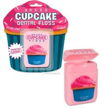 Cupcake Dental Floss Rockabilly Novelty Gift Kids Cute Kitsch Pin Up Fun Gift