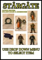 Stargate Action Figures, Toys & Collectables - Hasbro 1994 - Sci-Fi Movie / TV