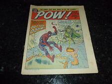 POW! Comic - No 10 - Date 25/03/1967 - Power Comic