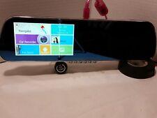 "5.0"" 1080 dpi Rear View Mirrow w/ 2Gig Micro SD Card."