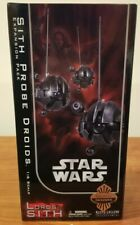 Sideshow Star Wars 1/6 Scale Inclusive Sith Probe Droids Expansion Pack - NIB!