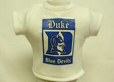 "Duke U. Blue Devils Theme Silver Glitter Transfer T-Shirt For 16"" Or 18"" Dolls"