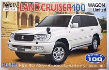 FUJIMI 1/24 Toyota Land Cruiser 100 Wagon VX Limited ID-137 scale model kit
