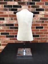 New listing Antique Vintage Childs Dress Form Mannequin Seamstress Dressmaker Store Display