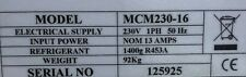 Broughton Portable Air Con Units Heavy Duty - MCM230 110v
